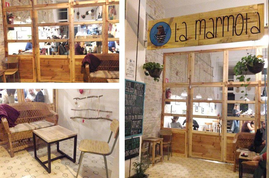 La Marmota Café