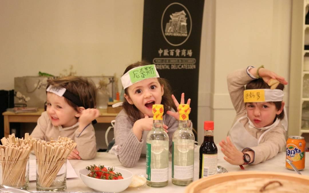 Taller de cocina oriental con Oriental Market