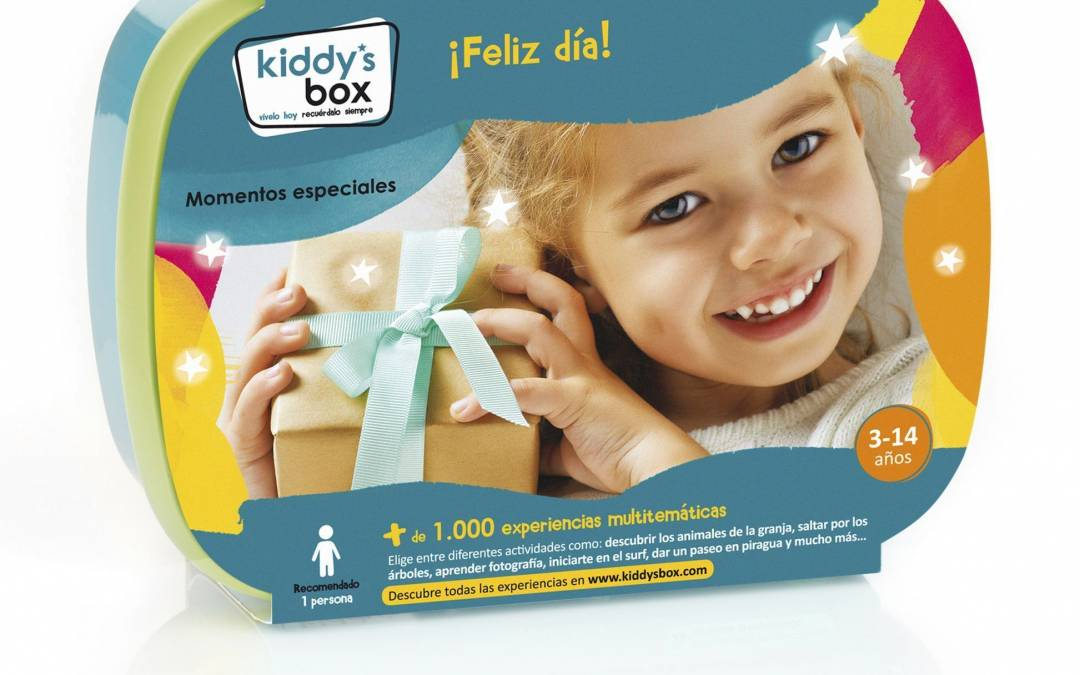 SORTEO de una KIDDY'S BOX