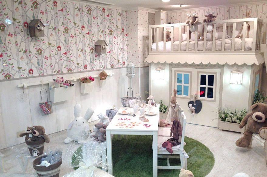 Piccolo Mondo, muebles infantiles con estilo