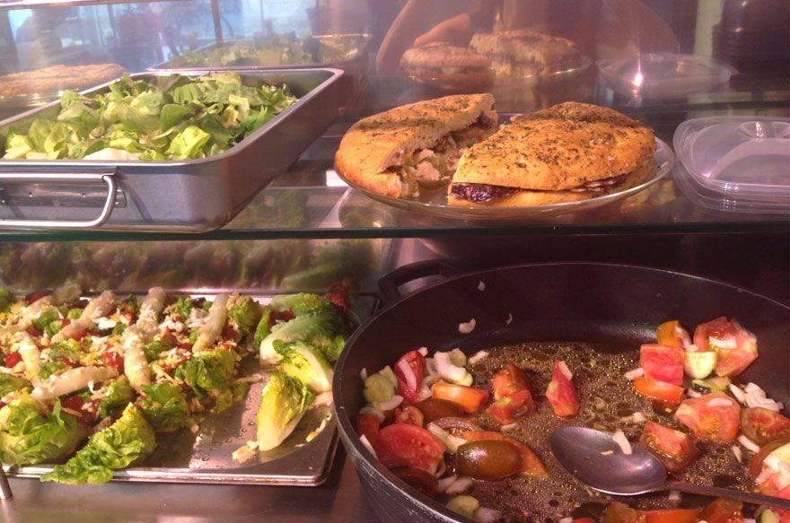 Temps de Terra, tienda y restaurante ecológico en Sarrià-Sant Gervasi