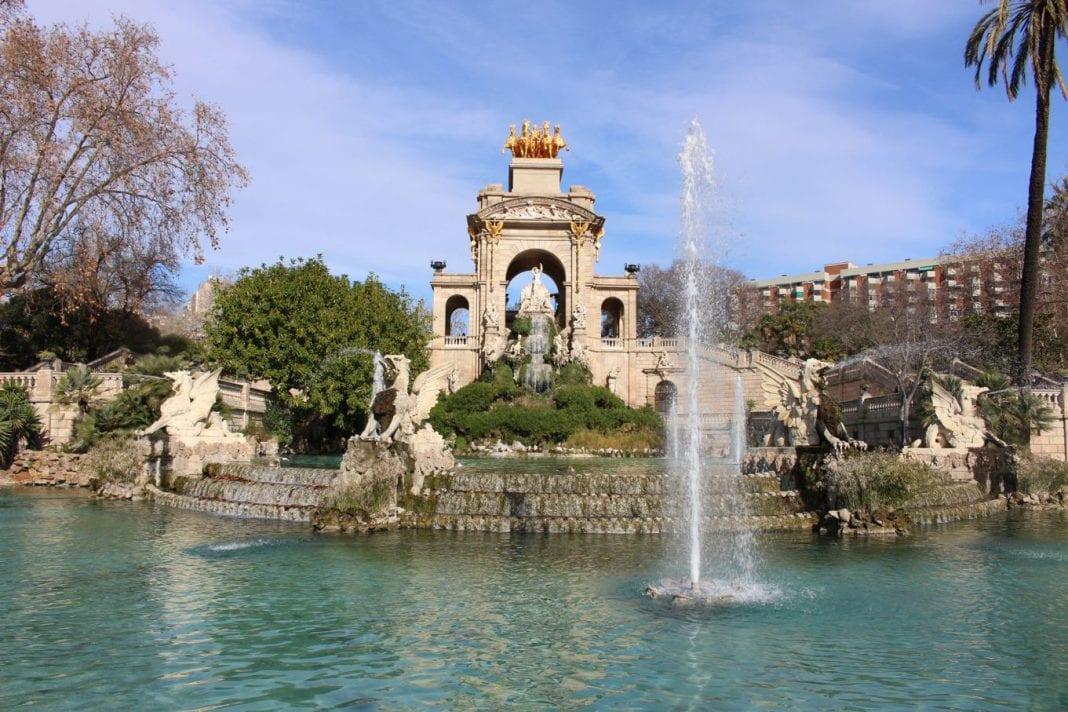 El parque de la ciudadela con ni os barcelona colours for Parques de barcelona para ninos