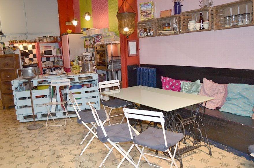 10 restaurantes aptos para cel acos barcelona colours - Restaurante semproniana barcelona ...