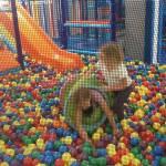 Invaders Park, un espacio lúdico infantil en Gavá