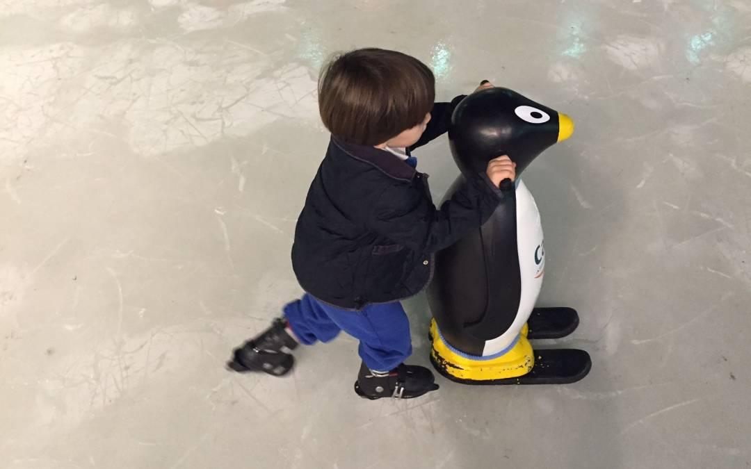 Patinar sobre hielo y actividades navideñas en Pedralbes Centre
