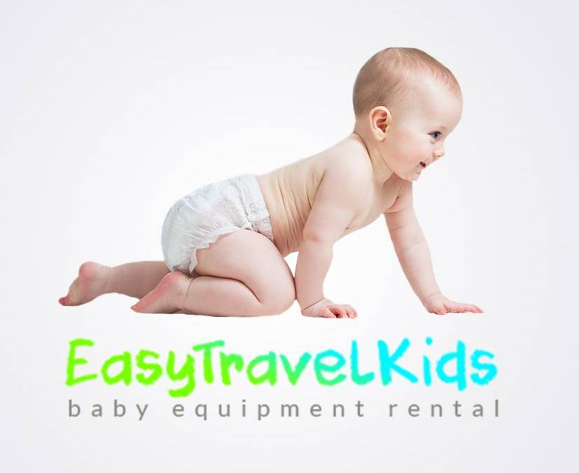 Easy Travel Kids, alquila artículos de puericultura en tus viajes a Barcelona