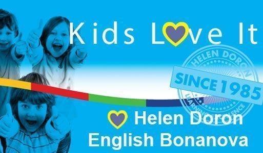 helen doron english bonanova | inglés para niños barcelona