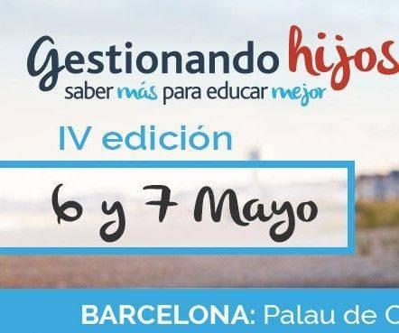 Gestionando hijos, el evento para las familias de Barcelona