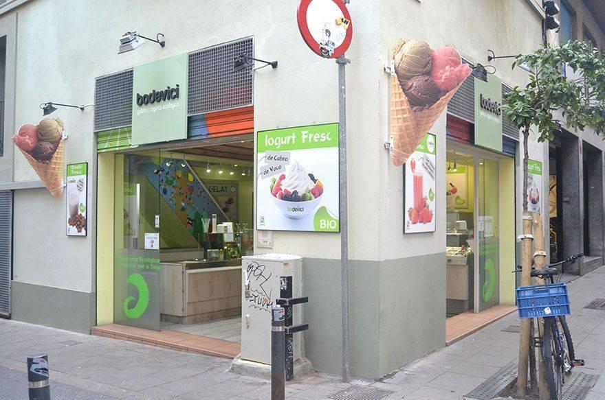 Los mejores helados de Barcelona