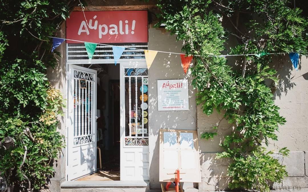 AÚPALI, tienda para bebés y mamás