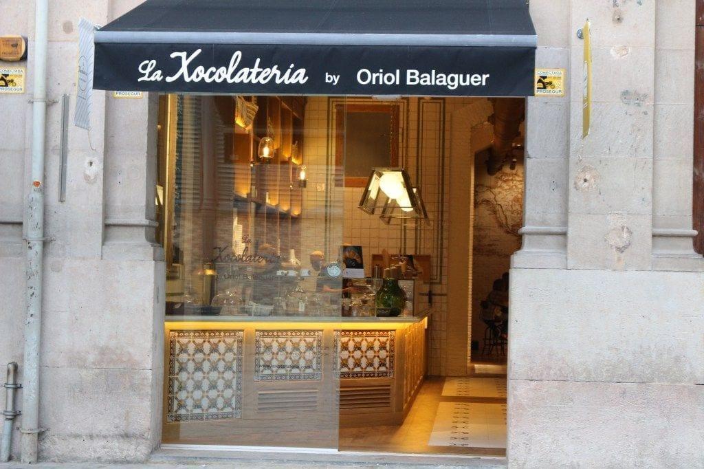 xocolateria by oriol balaguer