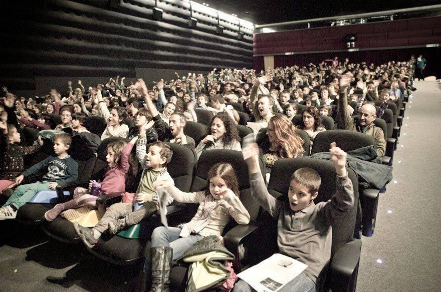 El Meu Primer Festival de cine 2017: sorteo de entradas