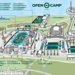 Open Camp, el parque temático del deporte en Barcelona