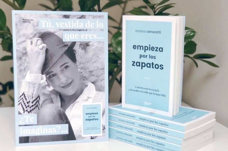Sorteo del nuevo libro de Andrea Amoretti