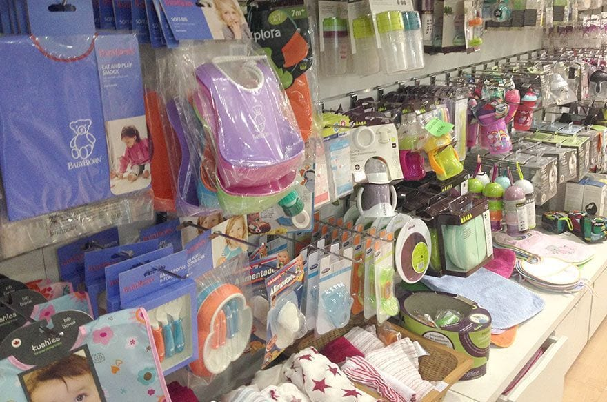 bitti tienda bebés Barcelona
