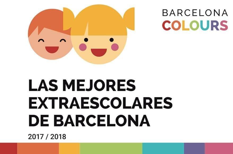 LAS MEJORES ACTIVIDADES EXTRAESCOLARES EN BARCELONA 2017-18