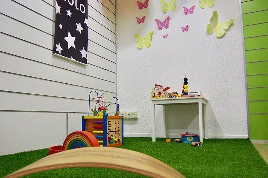 Mamá Oso | espacio crianza Barcelona