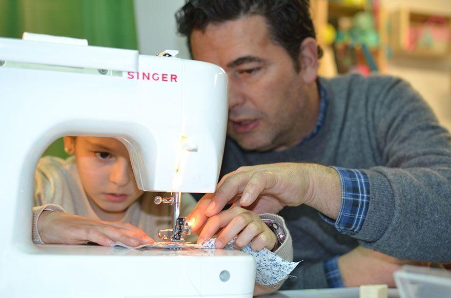 taller costura infantil | Mentacraft