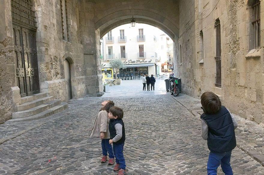 Viajar a Narbonne con niños