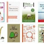 Libros recomendados para familias en Sant Jordi 2017