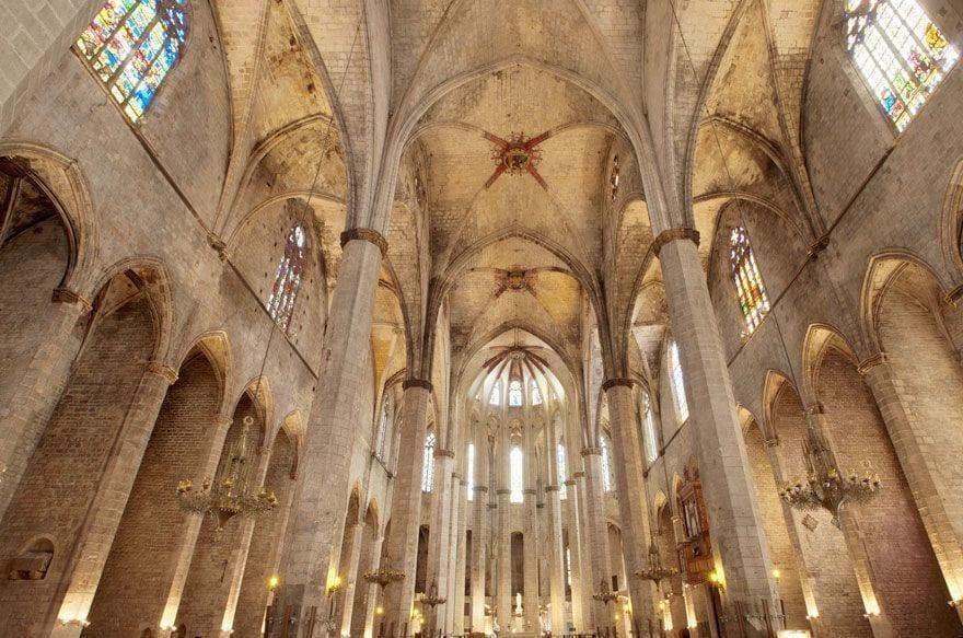 iglesia santa maria mar
