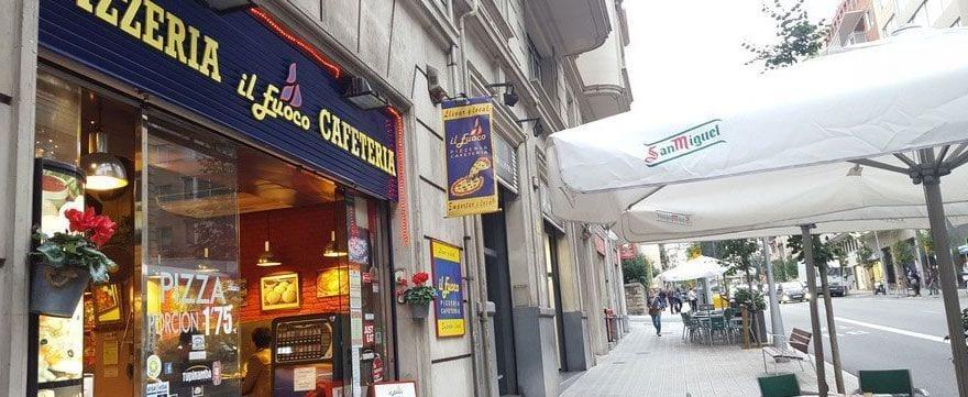 restaurantes sants montjuic barcelona