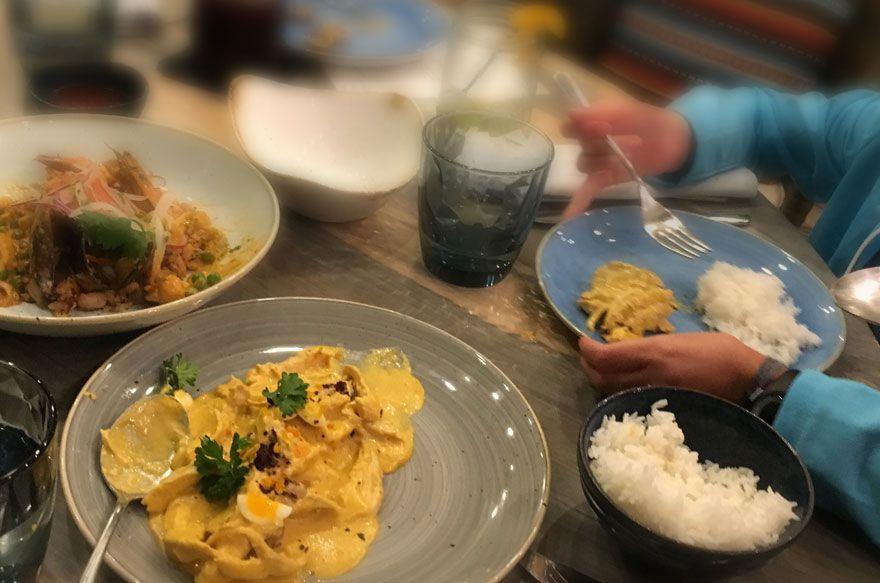 Totora mejor restaurante Peruano de Barcelona