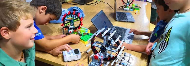 Techlab Kids – Centro de robótica educativa STEAM