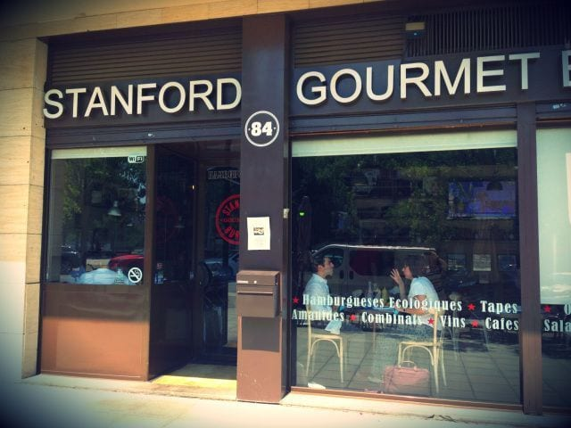 Stanford Burger: vintage hamburgers in Sant Cugat