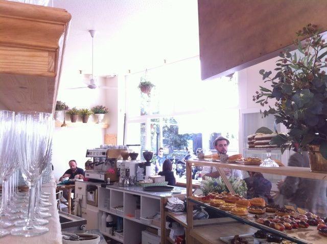 Travel and Cake, new restaurant in Barcelona
