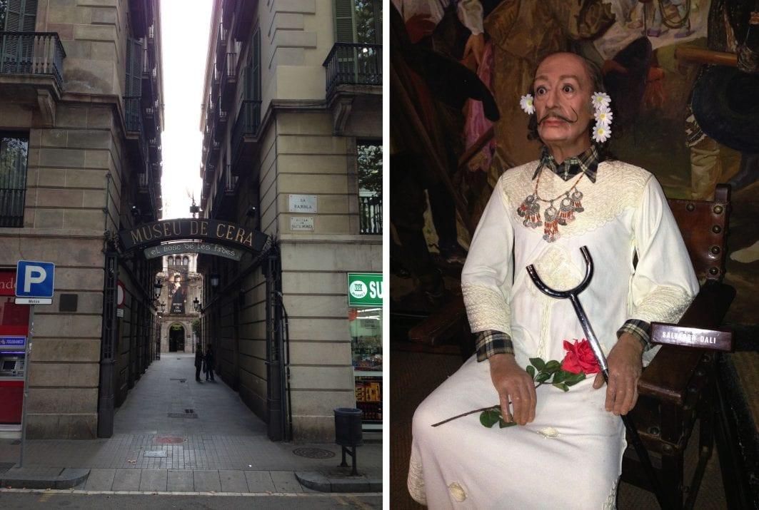 Visiting Barcelona Wax Museum