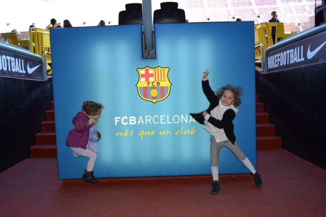Visit at Barça Camp Nou Experience