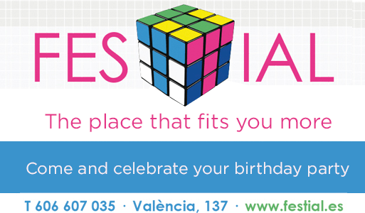 The place to celebrate your children's birthday in Barcelona