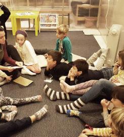 Extraescolar de educación emocional y juegos