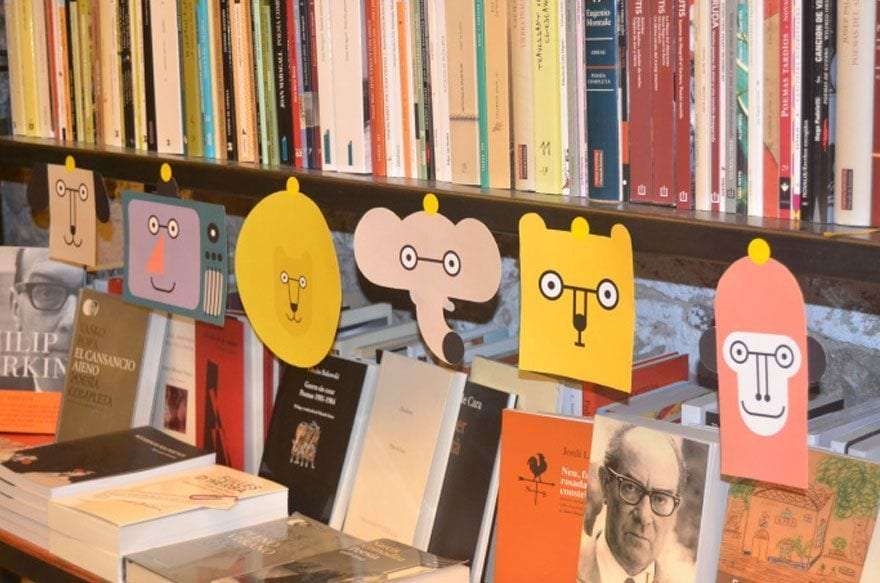 el culturista &  libreria calders