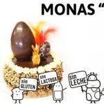 Monas sin gluten
