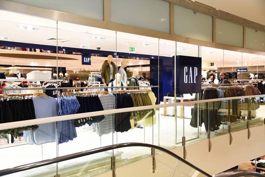 Nueva tienda GAP en Barcelona