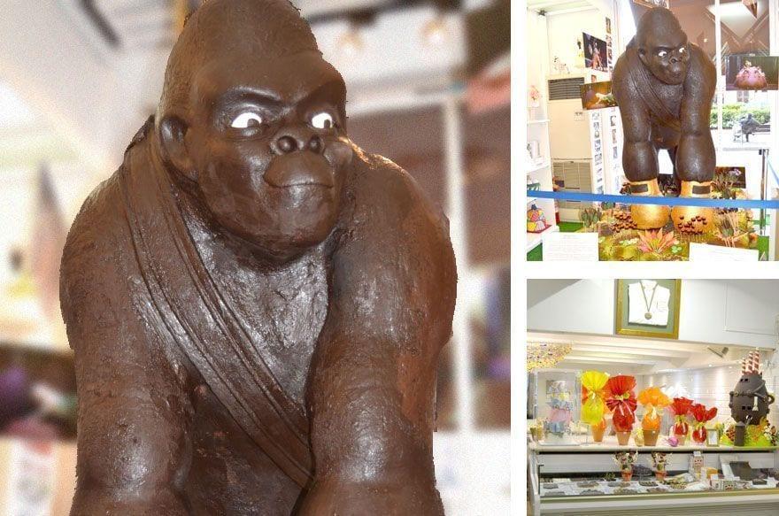 Comprar mona chocolate barcelona
