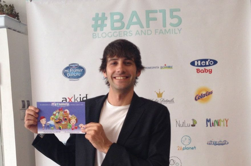 Bloggers and Family #BAF15
