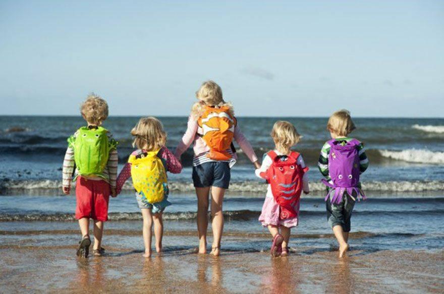 trunki paddlepack kids