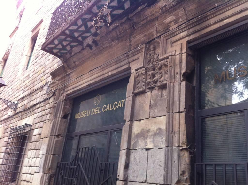 Museo del zapato Barcelona