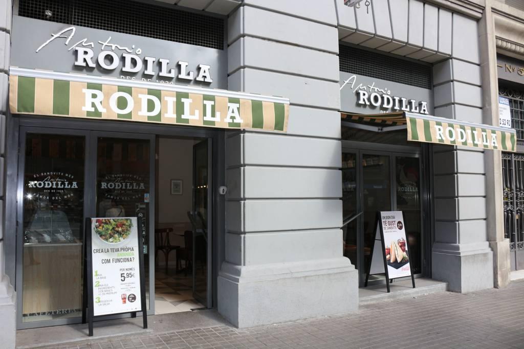 Restaurante Rodilla Barcelona