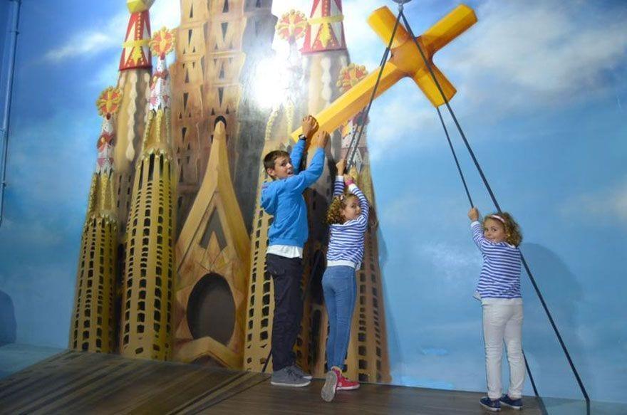museo ilusiones ópticas de barcelona