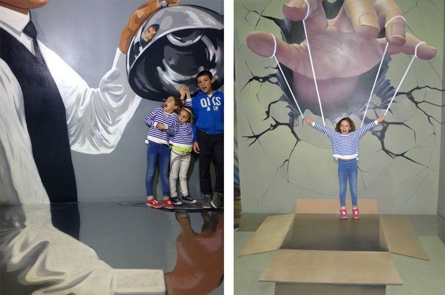museo ilusiones