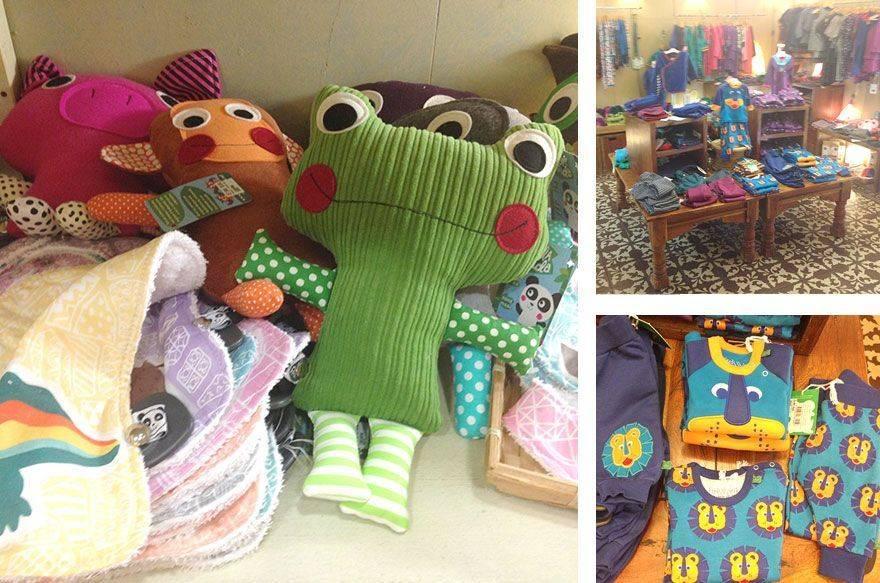 Olokuti, una tienda bio, eco y sostenible