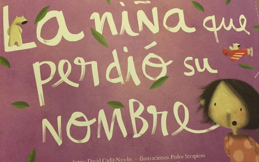 Lost my name, libro personalizado