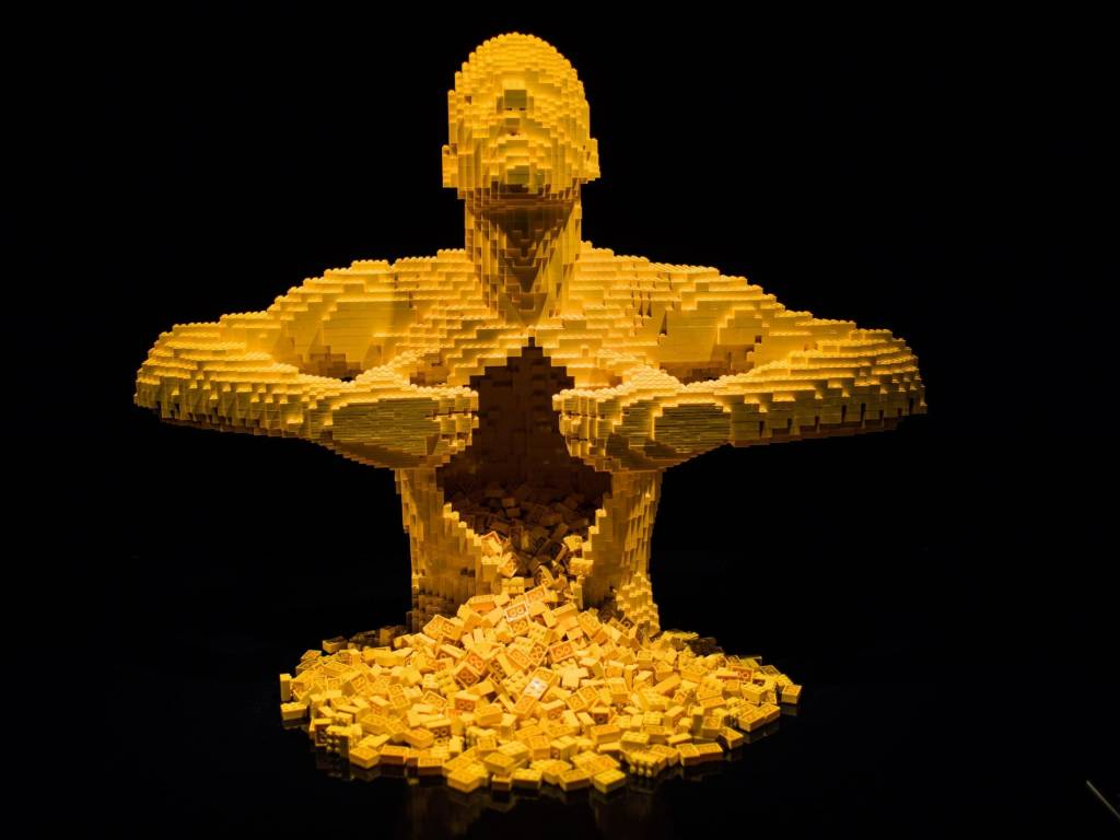 Exposición-The-Art-of-the-Brick-Nathan-Sawaya_escultura2_