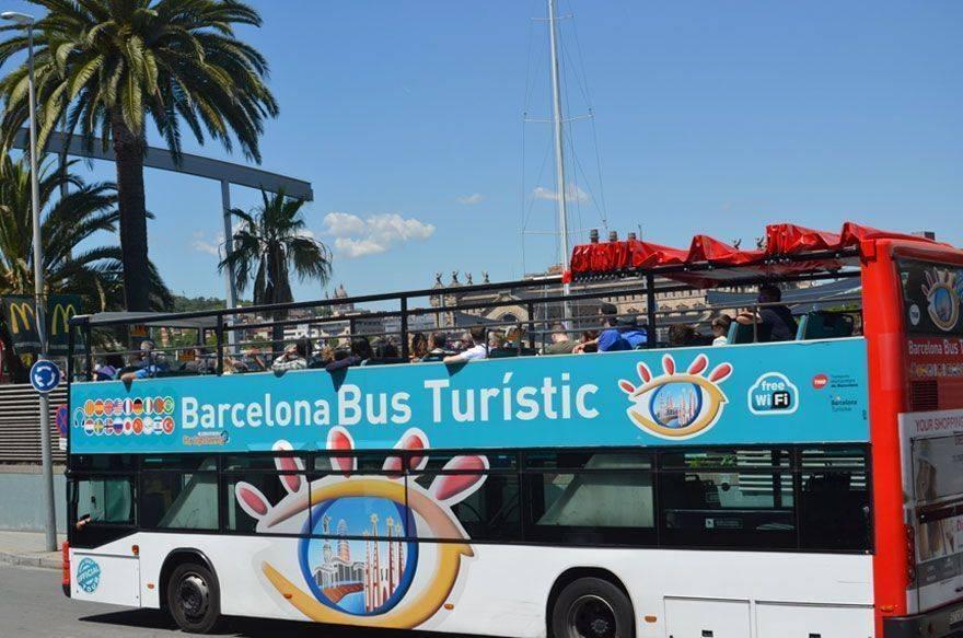 Barcelona Bus Turistic, descubre la ciudad a tu ritmo