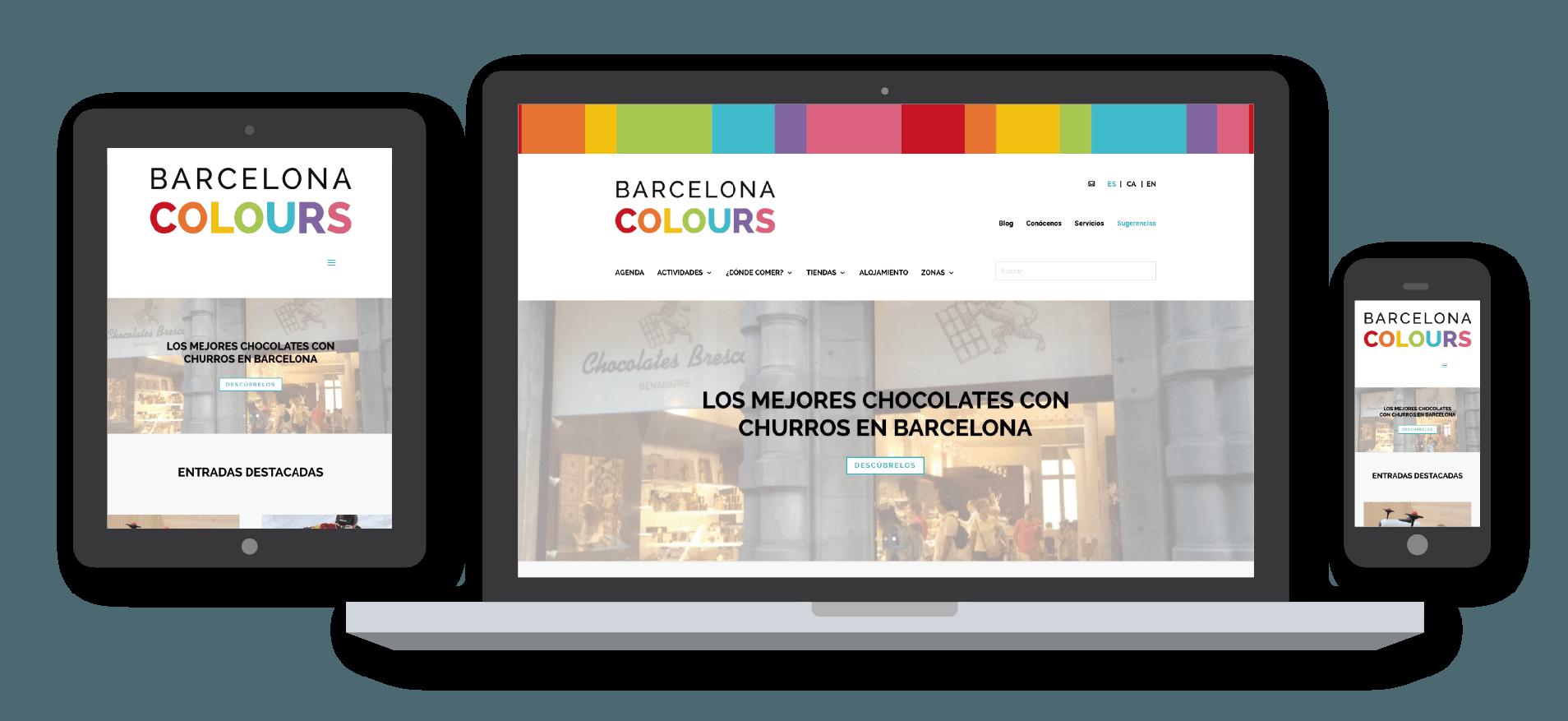 Barcelona Colours | Actividades en Barcelona con niños de 0 a 14 años