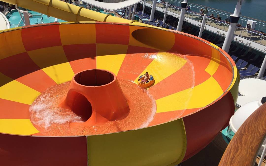 Vacaciones a bordo del Norwegian Epic